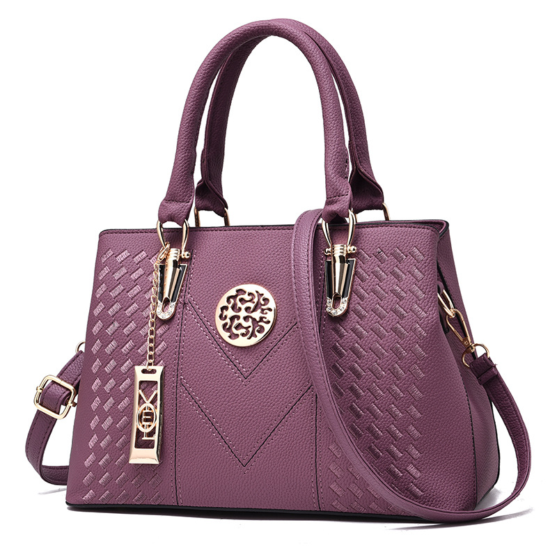 Embroidery Messenger Bags Women Leather Handbags Bags for Women 2019 Sac a Main Ladies Hand Bag Female bag new 4