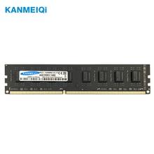DDR3 ram ddr4 2gb 4GB 8GB 1333mhz/1600MHz 2133 2400mhz 2666mhz 16gb bellek modülü bilgisayar masaüstü dimm 1.5V 1.2v yeni KANMEIQi