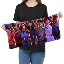 Stranger Things Towel Fans Respond To Aid Periphery Wash One's Face A Piece Of Cloth Exceed Fine Fiber Banner