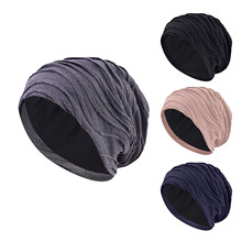 Hat Street-Style And Fashion Women Hip-Hop-Cap Ear-Protection Fold Warm Autumn C50 Adult