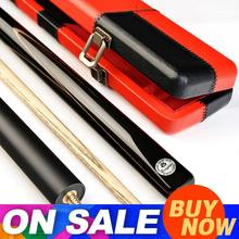Omin Initiation series 3/4 snooker cue stick 9.8mm tip Ash shaft brass joint solid wood butt Handmade billiard pool cue kit new arrival omin 3 4 snooker cue stick 9 8mm tips victory model 3 4 snooker cues case set china 2017