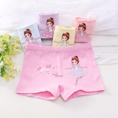 VIDMID Kids girls Panties Briefs Children Underwear Baby Girls Cotton Lovely Animal Design Panties Children Clothes 7130 01 6