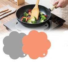 Кухня легко чистить дома огнезащитных Нескользящие противообрастающих индукции Плита мульти Функция защитная накладка износостойкие