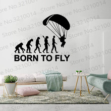 couple bedroom romantic bedroom wall sticker mr and mrs couple home decoration vinyl art removable poster mural beauty decorw167 Skydiving evolution home bedroom decoration removable art poster mural living room wall sticker PW442