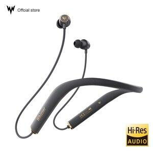 Image 1 - Bluetooth kopfhörer AM1E Drahtlose Ohrhörer Bluetooth 5,0 Unterstützung Qualcomm aptX & AAC HD Bluetooth Kompatibel IOS Android mit Mic