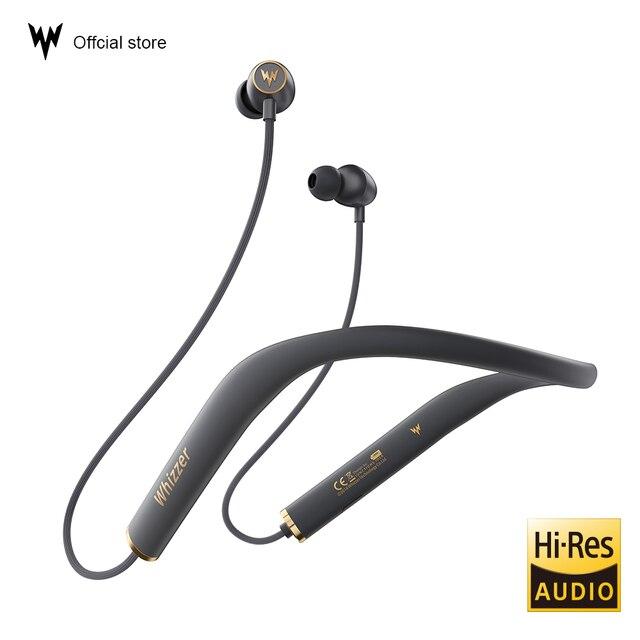 Bluetooth kopfhörer AM1E Drahtlose Ohrhörer Bluetooth 5,0 Unterstützung Qualcomm aptX & AAC HD Bluetooth Kompatibel IOS Android mit Mic