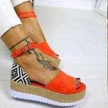 Summer Platform Sandals Fashion Women Sandal Wedges