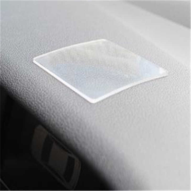 عدم الانزلاق وسادة على لوحة في السيارة المضادة للانزلاق حصيرة لوحة سوبر لزجة سيليكون الهاتف المحمول الحصير أدوات السيارات والاكسسوارات