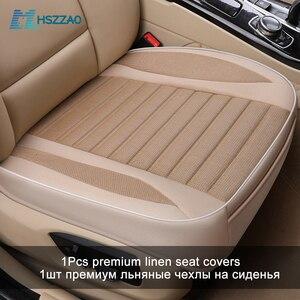 Image 1 - Car Seat Protection Car Seat Cover Auto Seat Covers Car Seat Cushion For Audi A4/Q5 BMW E30/F10 Honda CRV Toyota RAV4/Prado Ford