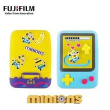 Qute Minions Came Machine/ Dynamic Street Dance Soft Silicone Case Bag For Fujifilm Instax Mini Link Printer