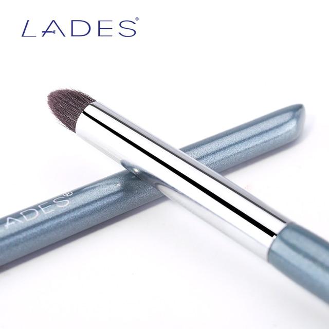 LADES L27 1PCS Blending Makeup Brush Single Eyeshadow Make Up Brushes Animal hair Copper Tube Beauty Tools Natural Goat Hair 5