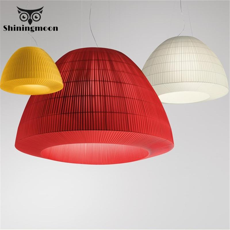 Vintage Home Decor Kitchen Pendant Lights Chinese Creative Fabric Modern Lighting Fixture Living Room Deco Hanglamp Luminaria