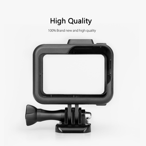 Image 2 - Vamson for Gopro Hero 8 Frame Case Border Protective Cover Housing Mount Base for Go pro Hero 8 protection Accessory VP652