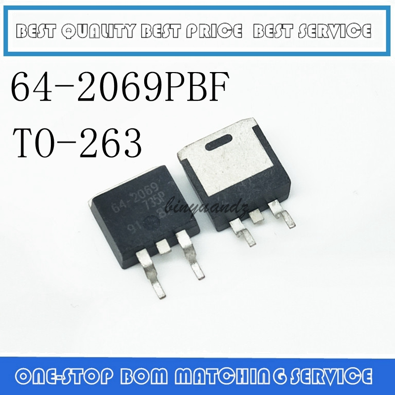 5PCS/LOT 64-2069 64-2069PBF TO-263