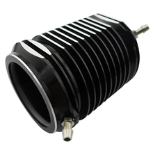 Hot Racing 36mm aluminum full coverage water cooling jacket for Traxxas M41 and