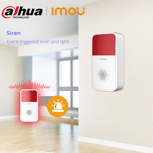 Image 5 - Dahua Imou Smart Alarm System with Alarm Station Motion Detector Door Contact Siren Remotel Control Smart Home Security Solution