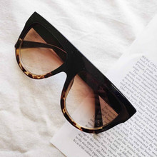 New Color Women Sunglasses Unique Oversize Shield UV400 Grad