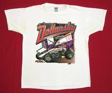 New Craig Dollansky 1998 Vintage Sprint Car T-Shirt Size S - 2XL(China)