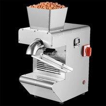 1000 Вт Электрический пресс для холодного/горячего масла из нержавеющей стали для домашнего использования машина для арахисового масла пресс для масла костюм для грецкого ореха/кунжута/рапса