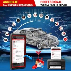 Image 2 - LAUNCH X431 Pro Mini Diagnostic Tool For 10000+ Car Modes Full System X431 V Pros Mini Key Fob Program /ECU Coding/30+ Resets