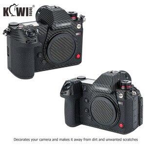 Image 4 - Защитная пленка Kiwi для корпуса камеры с защитой от царапин для Panasonic Lumix DC S1H Camera 3M, наклейка с рисунком из углеродного волокна