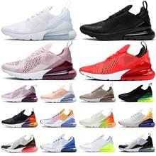 Maxes-Zapatillas de correr para hombre y mujer, zapatos de Triple color negro y blanco, azul, té, Berry, Tiger, Coral, Stardust, 270s