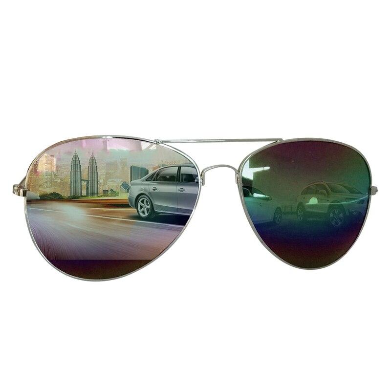 Hot Sale Aluminum-magnesium Car Drivers Night Vision Goggles Anti-glare Polarizer Sunglasses Polarized Driving Glasses