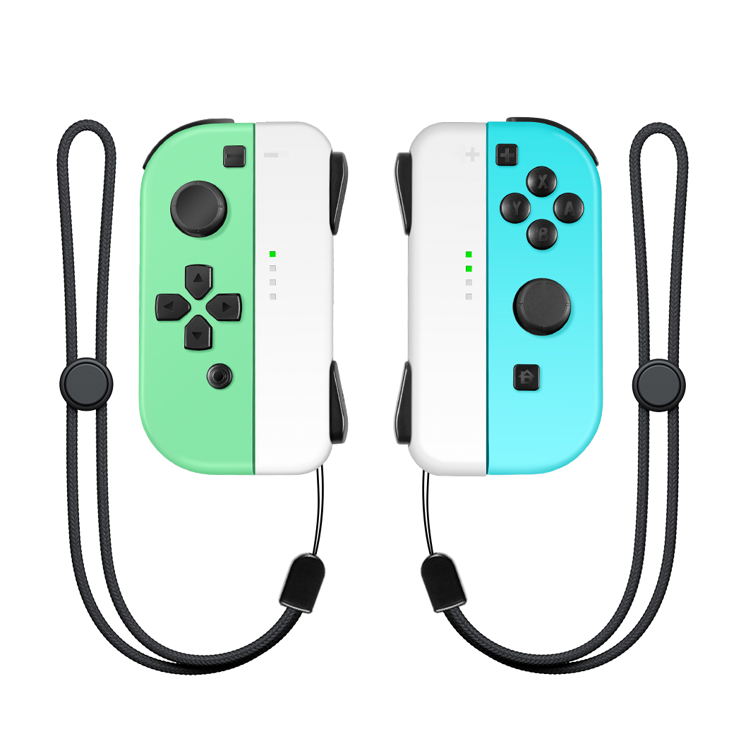OIVO Animal Crossing Switch JoyCon Controllers for Nintend Wireless Joystick Joycon Gamepads Switch Lite Accessories Controller