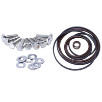 Newest Twin Double Dual Vanos Seals Repair Upgrade Kit For Bmw M52Tu M54 M56  Ptfe 11361440142|Exhaust Gaskets|   -
