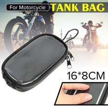 Case Phone-Holder Gas-Tank-Bag Motorcycle Water-Repellent