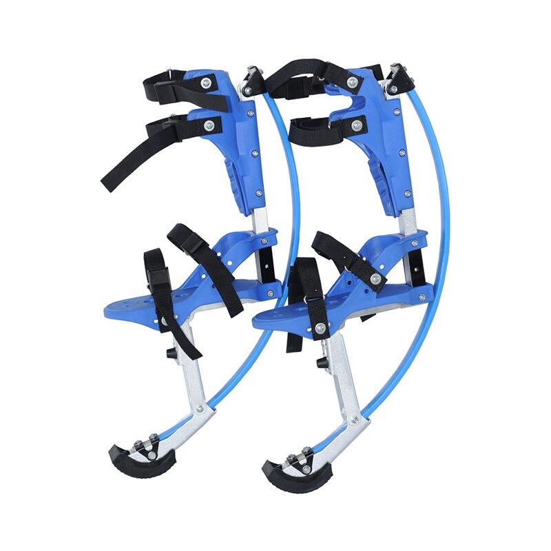 Chaussures de rebond pour enfants en aluminium chaussures de course et de saut à pied pour jeunes - 4
