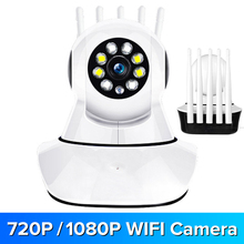 HD 1080P Wifi Wireless Home Security IP Camera Security Network CCTV Surveillance Camera 15M IR Night Vision Baby Monitor