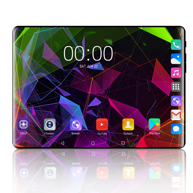 """6GB+128GB 3G/4g LET tablet PC 10.1 inch android 9.0 smartphone Octa core Dual SIM card android 9 WiFi 10"""" tablets for kids gift"""