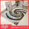 RFWCAK Europa Creativa Tipo di 3D di Stampa Tappeto Porta del Corridoio Zerbino Anti-Slip Bagno Zerbino Assorbire Acqua Da Cucina Tappeti Tappetini tapete