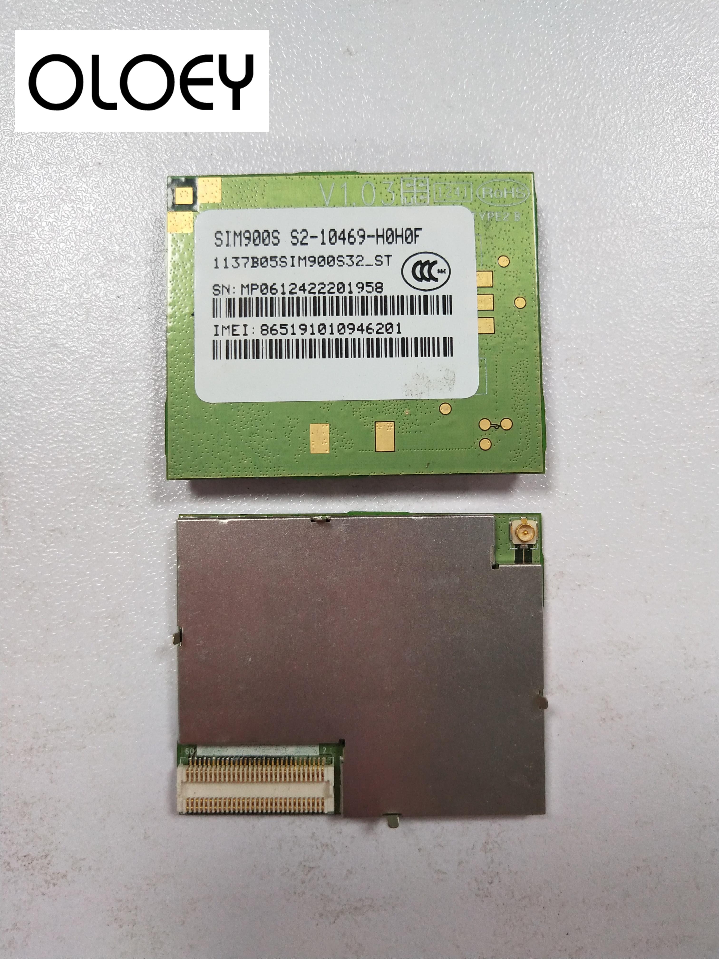 SIMcom SIM900S GPRS Module, S2-10469-HOHOF, 100% Brand New Original
