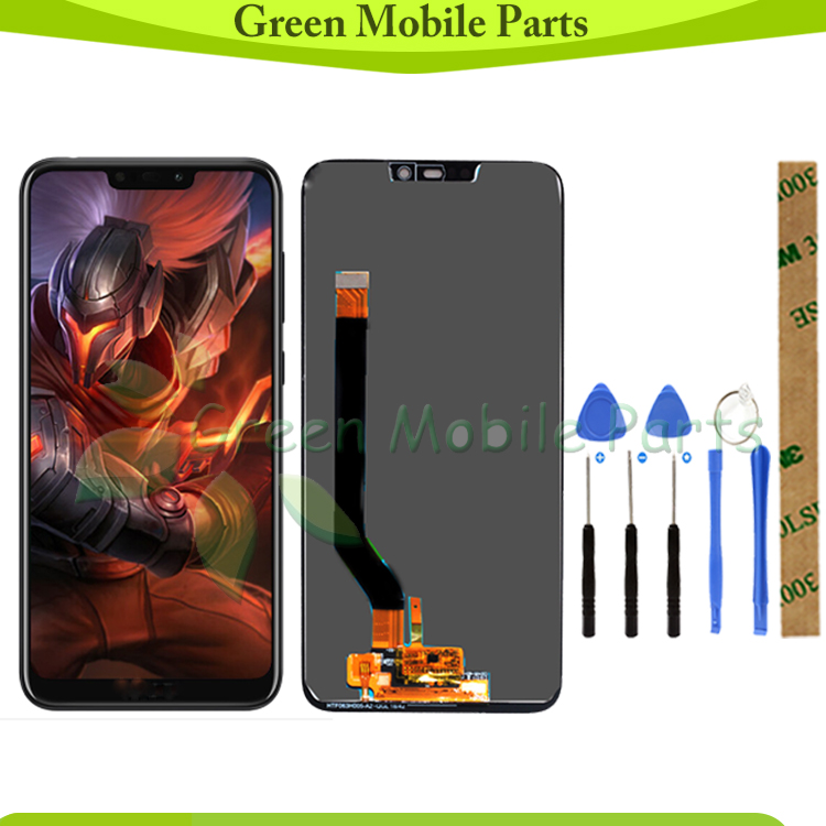 GRE Tested LCD For Huawei <font><b>Honor</b></font> <font><b>8C</b></font> LCD <font><b>Display</b></font> <font><b>With</b></font> <font><b>Touch</b></font> <font><b>Screen</b></font> Assembly For <font><b>Honor</b></font> Paly <font><b>8C</b></font> BKK-AL10 BKK-L21 LCD image