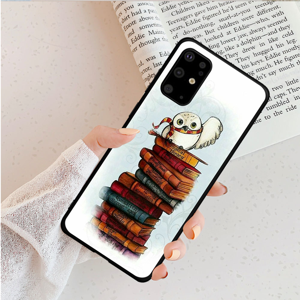 2020 Movie Harries Potter Cartoon Soft Phone Case For Samsung S6 S7 S8 S9 S10 S20 Plus S20 Ultra M10 20 30 40 Note 8 9 10 Plus