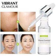 Whitening Hidratante facial vitamina C soro defeito remoção instantânea local escuro esencias gel anti envelhecimento cuidados com a pele