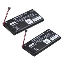 2 предмета 37 в 525 мА/ч hac 006 hac006 Батарея для nintendo