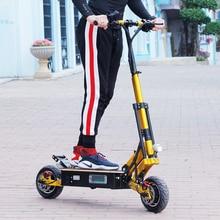 5000 واط سكوتر كهربائي 95km/ساعة عالية السرعة 38.5ah لوح التزلج على الطرق الوعرة Patinete Electrico Adulto Escooter الكهربائية طويلة Hoverboard