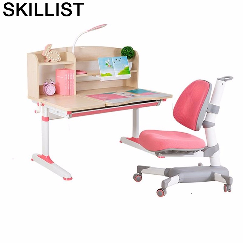 Y Mesa Infantiles And Chair Tavolo Bambini Escritorio Infantil Children Child Adjustable For Bureau Enfant Study Kids Table