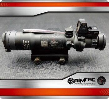 Acog TA11 5X40 BAC Optical Sight Scope 20MM Picatinny Mount 3