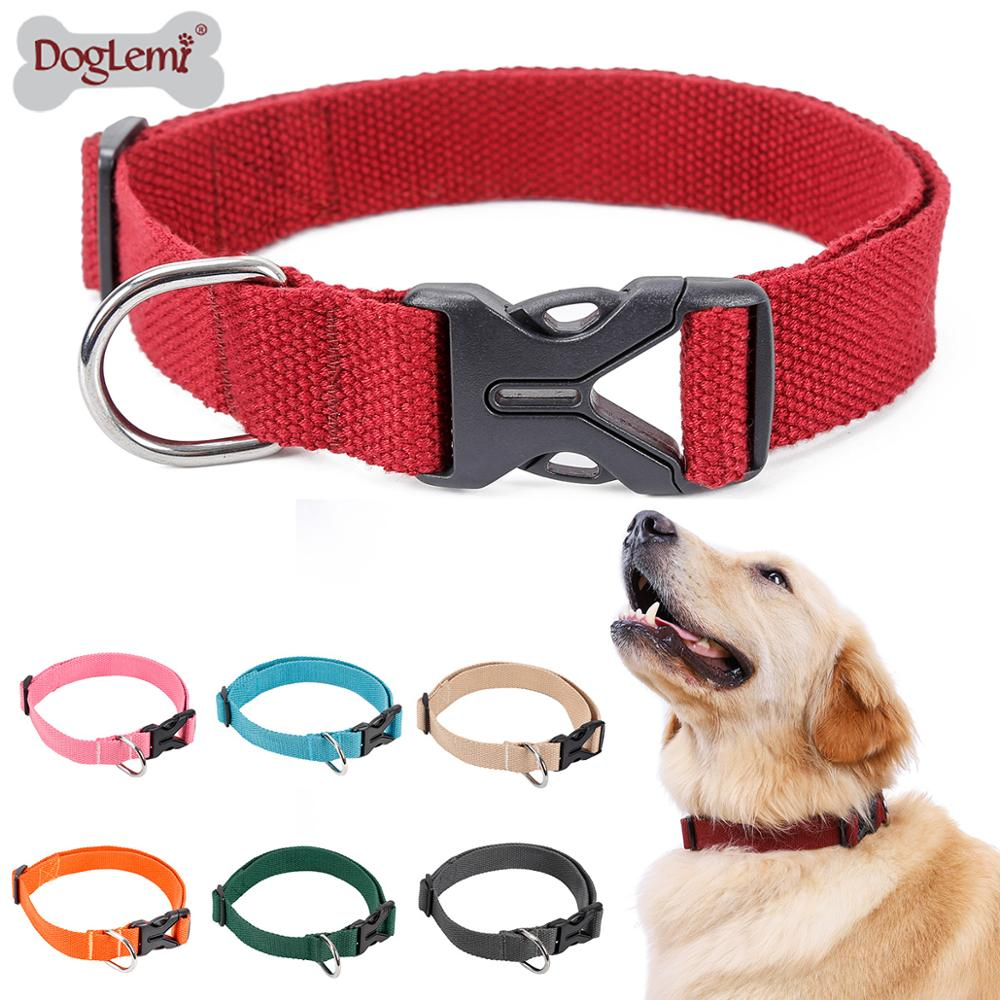 dog leash soft natural CARDAMOM dog leash with cotton webbing linen