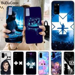 Martin garrix dj diy impressão caso do telefone capa escudo para samsung s5 6 7 8 9 10 s8 s9 s10 plus s10e lite S10-5G s20 uitra mais