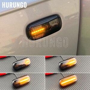 For Audi A3 S3 8P A4 S4 RS4 B6 B7 B8 A6 S6 RS6 C5 C7 Led Dynamic Side Marker Turn Signal Light Sequential Blinker Light Emark