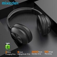 Mixcder HD901 casque sans fil Bluetooth sur oreille filaire casque sans fil pliable Bluetooth 5.0 casque avec micro carte TF