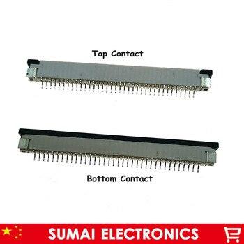 Muestra 36Pin conector FPC FFC hembra 36 pin 1,0mm flex toma de cable para interfaz de pantalla LCD! ROHS 36P
