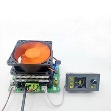 150W sabit akım ayarlanabilir elektronik yük 100V 10A pil test cihazı deşarj kapasitesi voltaj akımı 12V 24V Tester ölçer