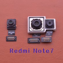 for Redmi note 7 New Original front facing selife camera rear back camera for Xiaomi Redmi Note7