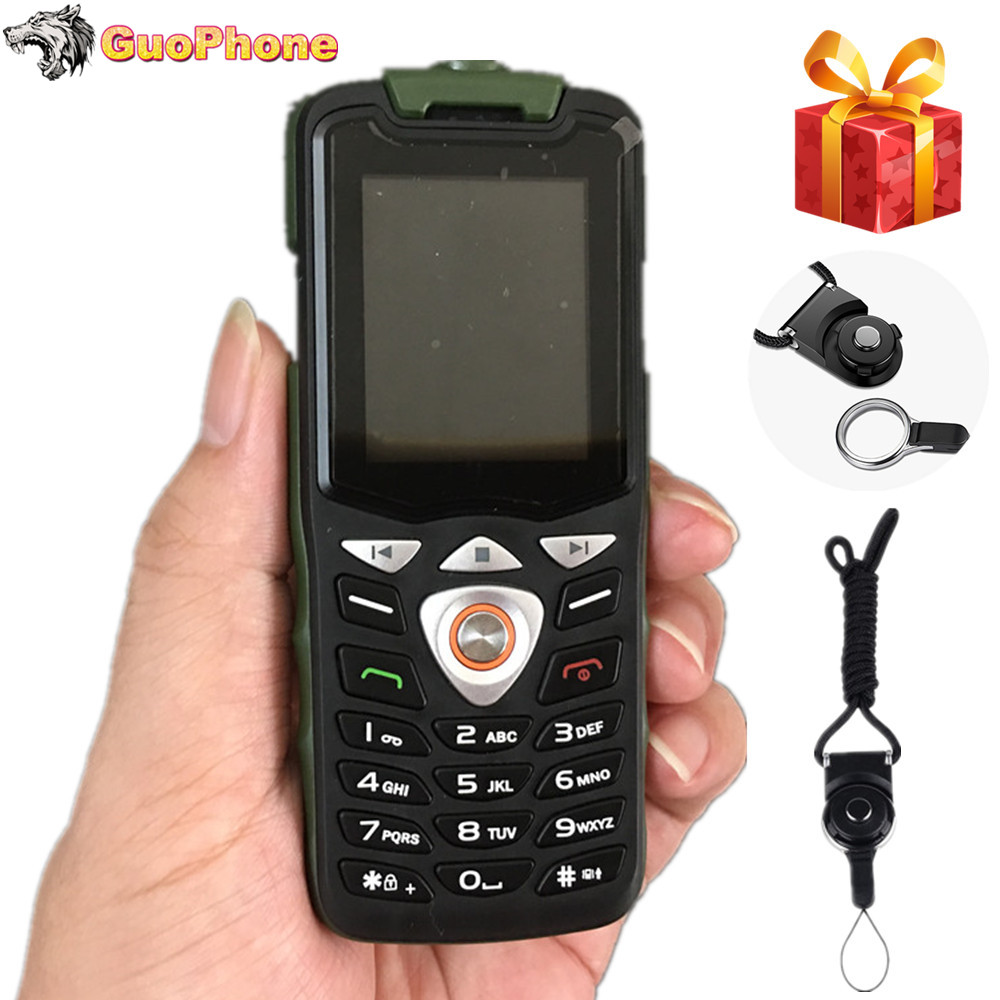 Noenname Null GSM Memory card slots/Bluetooth/Mp3 playback/Fm radio New Flashlight Telephone title=